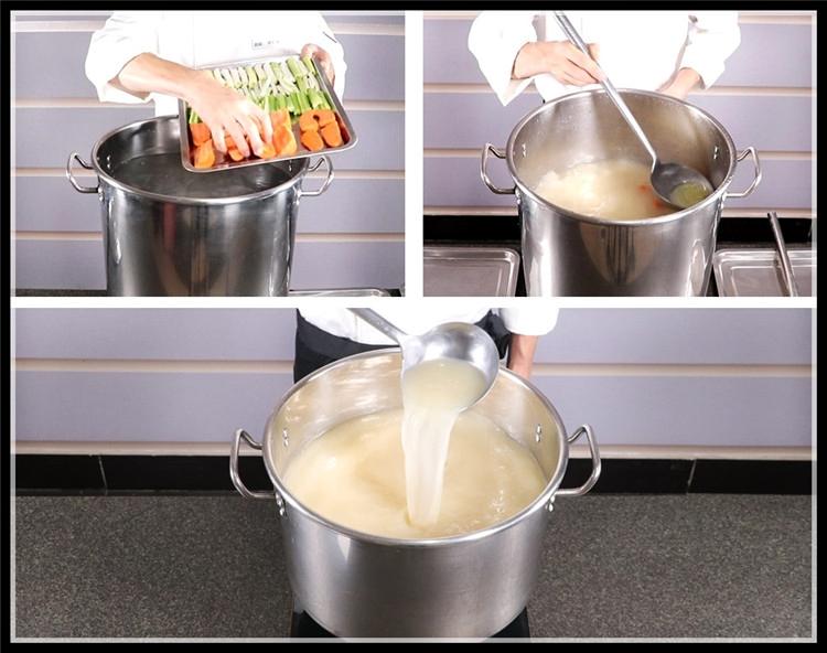 麻辣烫高汤调制方法