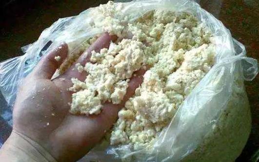 发酵豆渣饲料