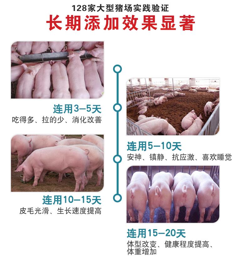 中国前十强猪催肥剂价格优惠