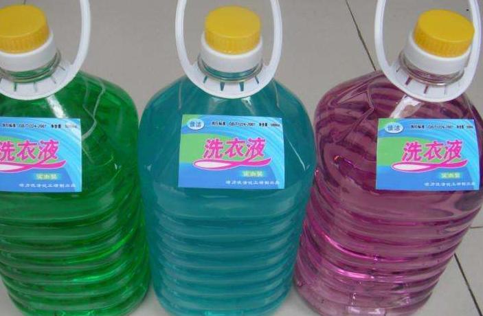 k12和aes在洗衣液中比例是多少?