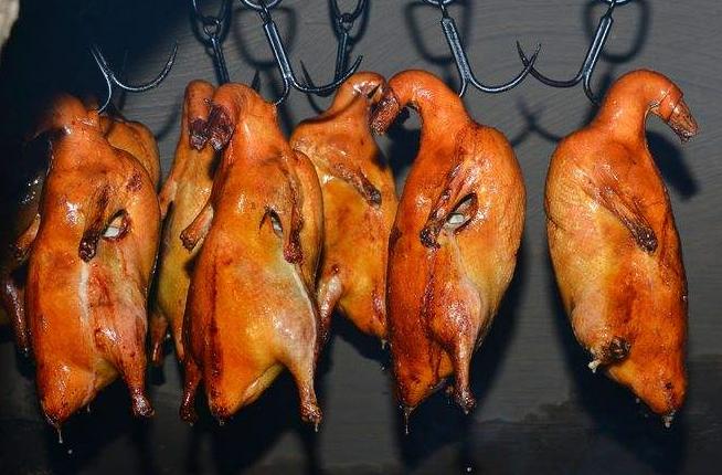 烤鸭中药最香配方