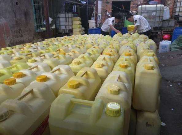 国标洗衣液一吨成本是多少?