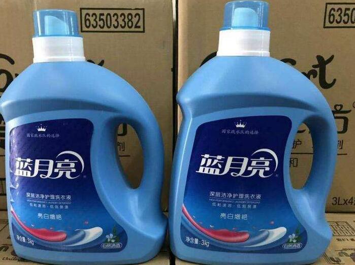有没有自己生产洗衣液赚钱的?