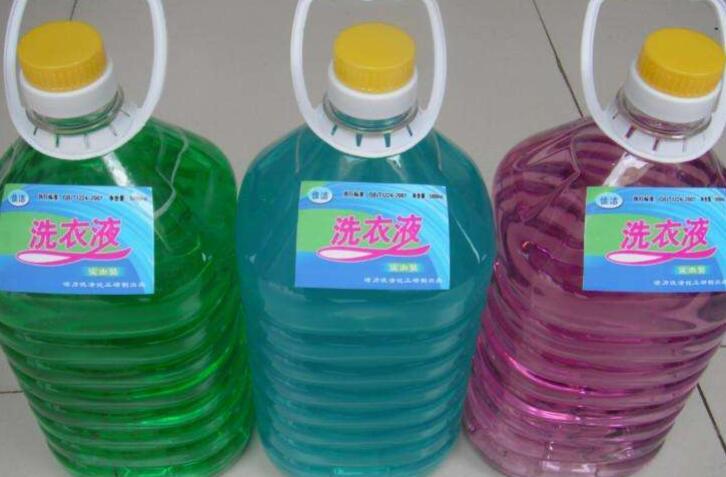 大桶洗衣液和洗洁精配方产品
