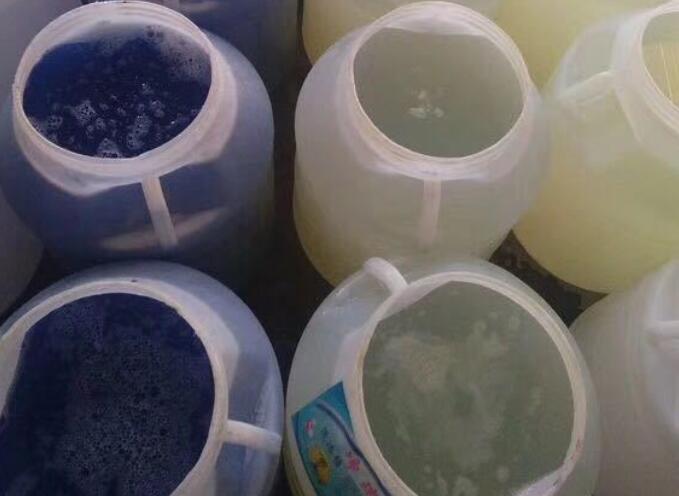 在农村做洗洁精洗衣液一年能赚多少钱?