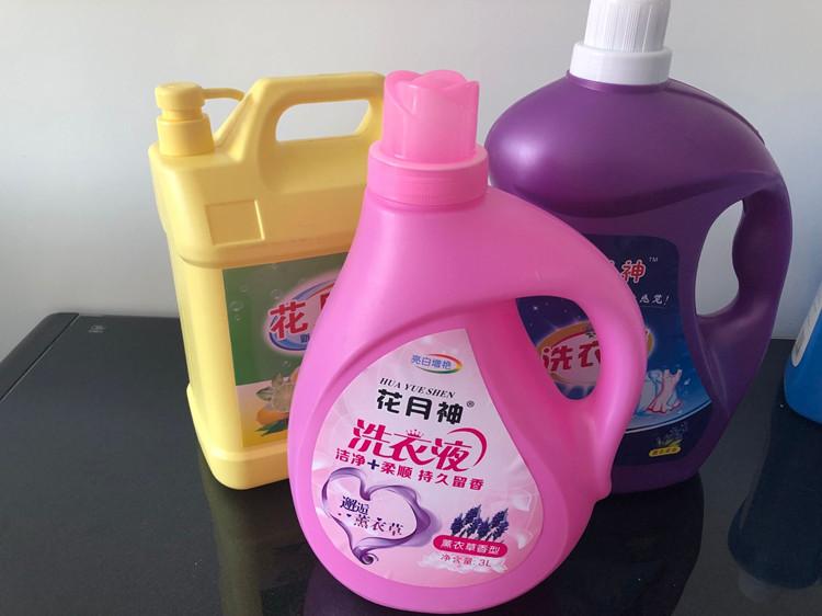 杂牌洗衣液有销路吗?